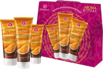 Dermacol Aroma Ritual Belgian Chocolate Cosmetic Set I.