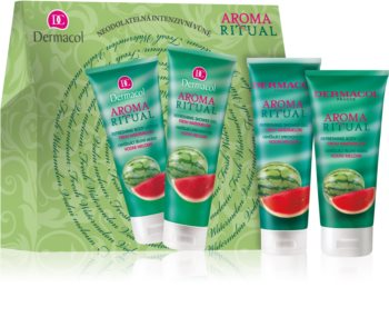 Dermacol Aroma Ritual Fresh Watermelon Cosmetic Set (for Body)