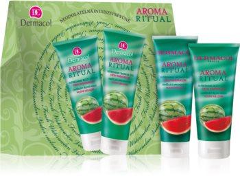 Dermacol Aroma Ritual Fresh Watermelon kozmetická sada (na telo)