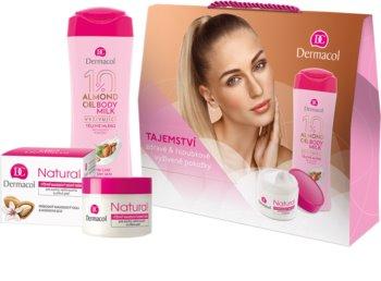 Dermacol Body Care Almond Oil kozmetika szett I. hölgyeknek