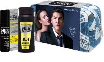 Dermacol Men Agent Cosmetic Set II. for Men