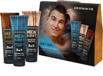 Dermacol Men Agent coffret cosmétique III. pour homme