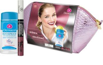 Dermacol 16H Lip Colour set de cosmetice I. pentru femei
