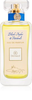 Dermacol Black Amber & Patchouli parfumovaná voda unisex