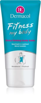 Dermacol Fitness My Body Firming and Tightening Body Balm