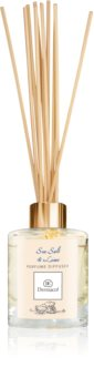 Dermacol Perfume Diffuser aróma difúzor s náplňou Sea Salt & Lime