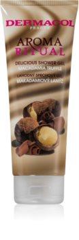 Dermacol Aroma Ritual Macadamia Truffle Kermainen Suihkugeeli