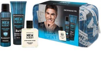 Dermacol Men Agent Gentleman Touch Presentförpackning för män