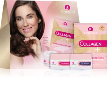 Dermacol Collagen+ dárková sada (proti vráskám)