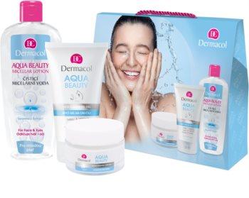 Dermacol Aqua Beauty darčeková sada (pre ženy)