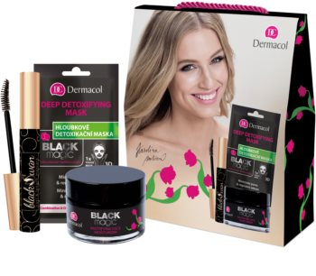Dermacol Black Magic подарунковий набір (для жінок)