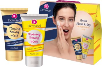 Dermacol Beauty Mask Set set cadou (pentru femei)