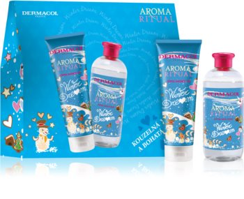 Dermacol Aroma Ritual Winter Dream Gift Set IV. (For Women)