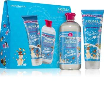Dermacol Aroma Ritual Winter Dream poklon set (za kupke)