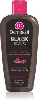 Dermacol Black Magic apă micelară detoxifiantă