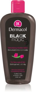 Dermacol Black Magic detoxikačná micelárna voda