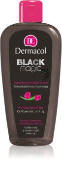 Dermacol Black Magic eau micellaire détoxifiante