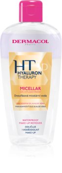 Dermacol Hyaluron Two-Phase Micellar Water with Hyaluronic Acid