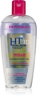 Dermacol Hyaluron двофазна міцелярна вода з гіалуроновою  кислотою