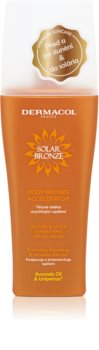 Dermacol Solar Bronze Body Lotion Accelerate Tanning
