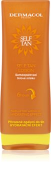 Dermacol Self Tan Selvbruner kropslotion