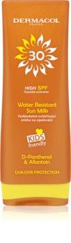 Dermacol Sun Water Resistant водостойкое молочко для загара SPF 30