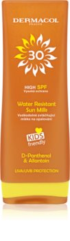 Dermacol Sun Water Resistant wasserfeste Sonnenmilch SPF 30