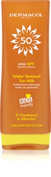 Dermacol Sun Water Resistant Vedenkestävä Aurinkosuojavoide Lapsille SPF 50