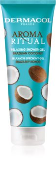 Dermacol Aroma Ritual Brazilian Coconut relaxační sprchový gel