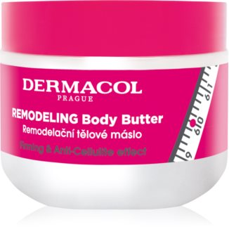 Dermacol Body Care Remodeling Body Butter With Remodelling Effectiveness