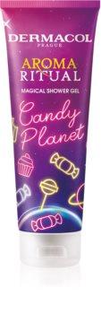 Dermacol Aroma Ritual Candy Planet gel de duche