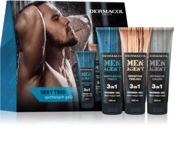 Dermacol Men Agent Geschenkset (für den Körper)