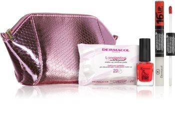 Dermacol 16H Lip Colour darilni set (za ženske)