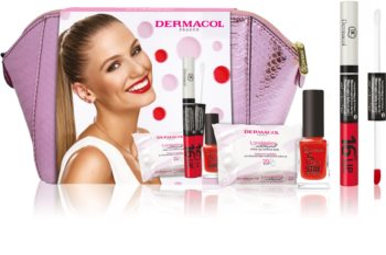 Dermacol 16H Lip Colour Geschenkset (für Damen)