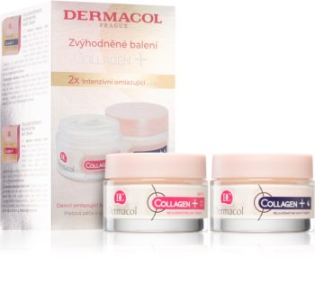 Dermacol Collagen+ zestaw kosmetyków dla wygładzonej skóry