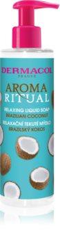 Dermacol Aroma Ritual Brazilian Coconut течен сапун