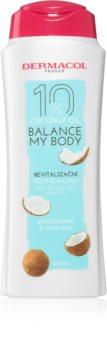 Dermacol Super Care Coconut revitalizační tělové mléko