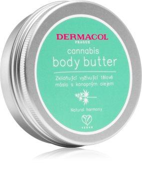 Dermacol Cannabis Manteiga corporal hidratante