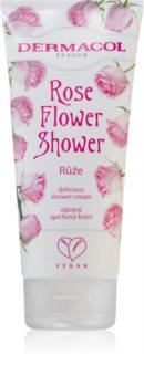 Dermacol Flower Shower Rose крем для душа