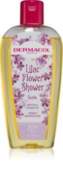 Dermacol Flower Shower Lilac sprchový olej