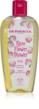 Dermacol Flower Shower Rose huile de douche