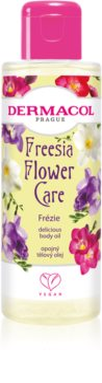 Dermacol Flower Care Freesia luxusní tělový výživný olej