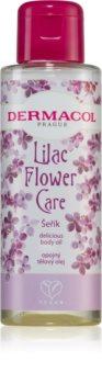 Dermacol Flower Care Lilac tápláló luxus testolaj