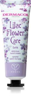 Dermacol Flower Care Lilac crema de maini