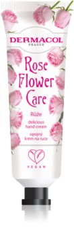 Dermacol Flower Care Rose creme de mãos