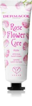 Dermacol Flower Care Rose Håndcreme
