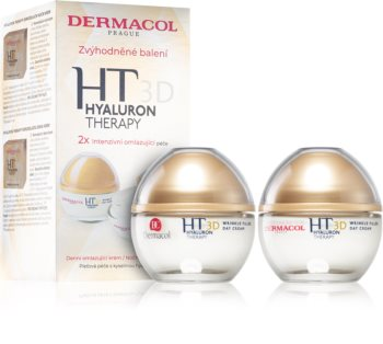 Dermacol HT 3D set de cosmetice pentru ten neted