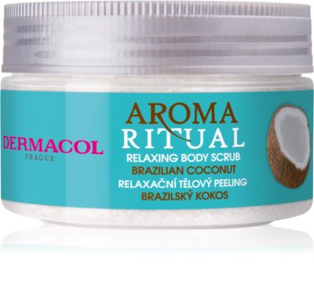 Dermacol Aroma Ritual Brazilian Coconut gommage doux corps
