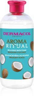 Dermacol Aroma Ritual Brazilian Coconut Afslappende badeskum