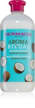 Dermacol Aroma Ritual Brazilian Coconut relaxační pěna do koupele